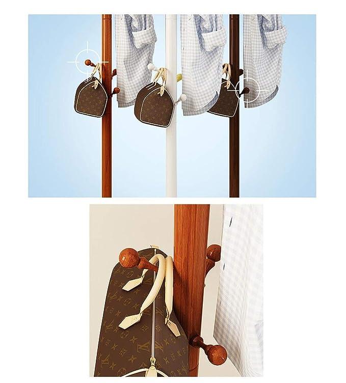 LF Coat rack Soporte para Sombreros y Ganchos para Ropa ...