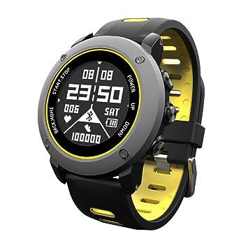 Boofab Multifunction UW90 4G Smart Watch Outdoor Sports ...