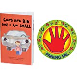 Parking Pal Car Magnet and Children's Safety Book (Alphabet)