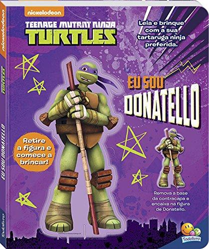 Eu Sou Donatello: Sergio Szwarcberg: 9788537636114: Amazon ...