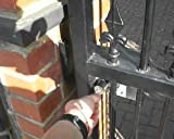 Electric Gate Lock and Remotes 01X : Securely