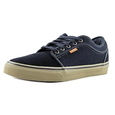 71b7723db49182 Vans Chukka Low Shoes EUR 40.5 Navy Warm Grey