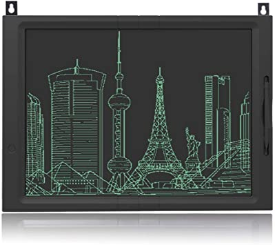 AnlanTech - Tabletas de Escritura con Pantalla LCD de 21 Pulgadas, Placa gráfica Digital, sin Papel, electrónica, Regalo para niños, para Pintar, Oficina, diseño, Notas, gráficos: Amazon.es: Electrónica