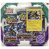 Pokemon TCG: Sun and Moon-Guardians Rising Three-Booster Blister Turtonator