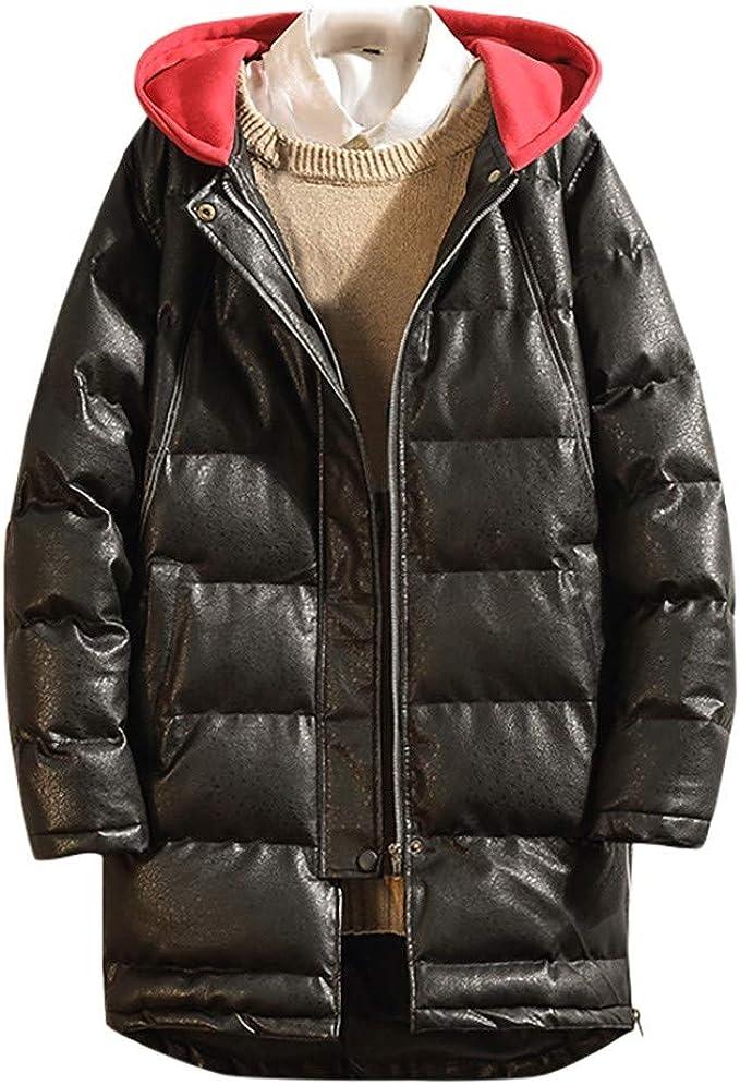 YUNY Mens Solid Winter Hood Couples Pullover Sweatshirt Top 1 S