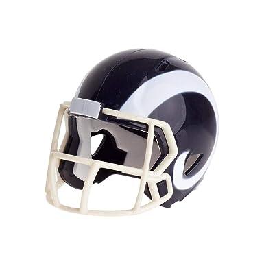 c6243e7d Riddell NFL Los Angeles Rams Helmet Pocket Pro, One Size, Team Color