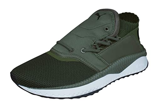 c05c27713f Puma TSUGI Shinsei, olive night-puma white: Amazon.it: Scarpe e borse