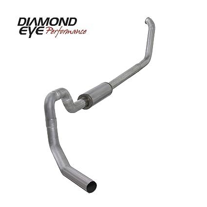 Diamond Eye K4332A-RP Turbo Back Exhaust Kit