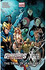 Guardians Of The Galaxy / All-New X-Men: The Trial Of Jean Grey (English Edition) eBook Kindle