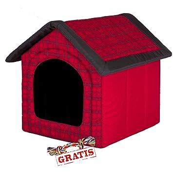 Hobbydog budcwk12 + Ball gratis para perros Gato Cueva cama para perros Perros Casa Dormir Espacio para perros perro casa Caseta R1 de R4: Amazon.es: ...