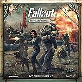 Modiphius Entertainment Fallout: Wasteland Warfare, Game