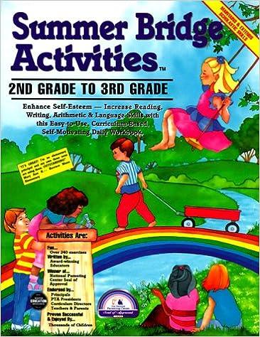 Summer Bridge Activities: 2nd Grade to 3rd Grade: Julia Ann Hobbs ...