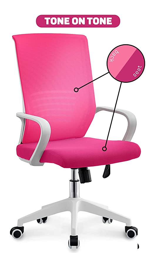 Stupendous Neo Chair Office Chair Computer Desk Chair Gaming Ergonomic High Back Cushion Lumbar Support With Wheels Comfortable Pink Mesh Racing Seat Beatyapartments Chair Design Images Beatyapartmentscom