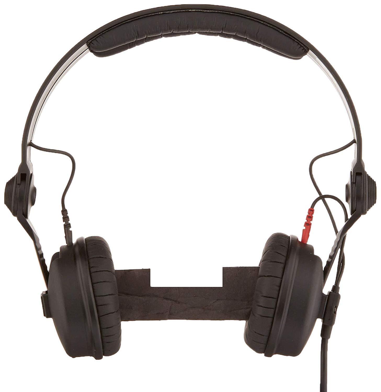 Sennheiser HD 25 PLUS, Sellado auriculares, Negro