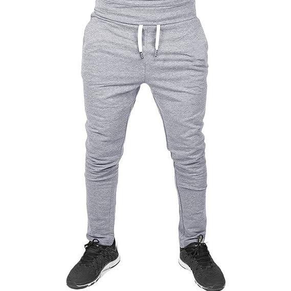 MCYs Pantalon Homme, Survêtement Hommes Automne Hiver, Mode