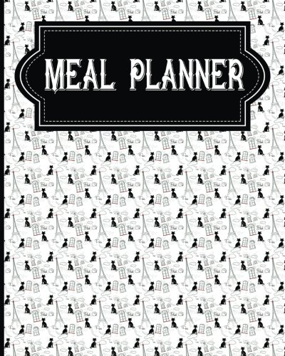 Meal Planner: Calendar & Menu Maker to Plan Your Meals & Diet (Volume 61) ebook