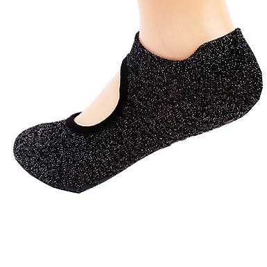 OPAKY Calcetines de Yoga de Moda para Mujeres ...