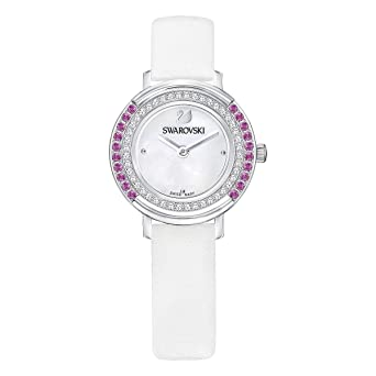 Swarovski 5269221 Montres pour femme Playful Mini bracelet en cuir