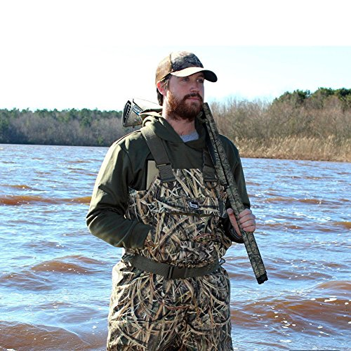 BANDED Redzone Breathable Uninsulated Wader, Blades, 12