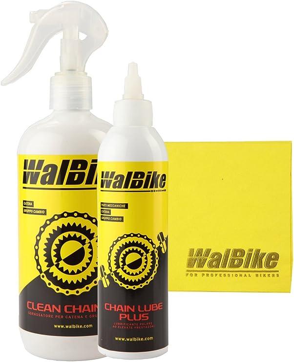 Walbike, Chain Water - Kit de mantenimiento para la cadena y ...