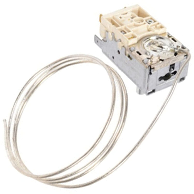 Termostato de refrigeración Spares2Go. Termostato universal para ...
