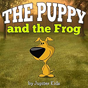 The Puppy and the Frog Audiobook