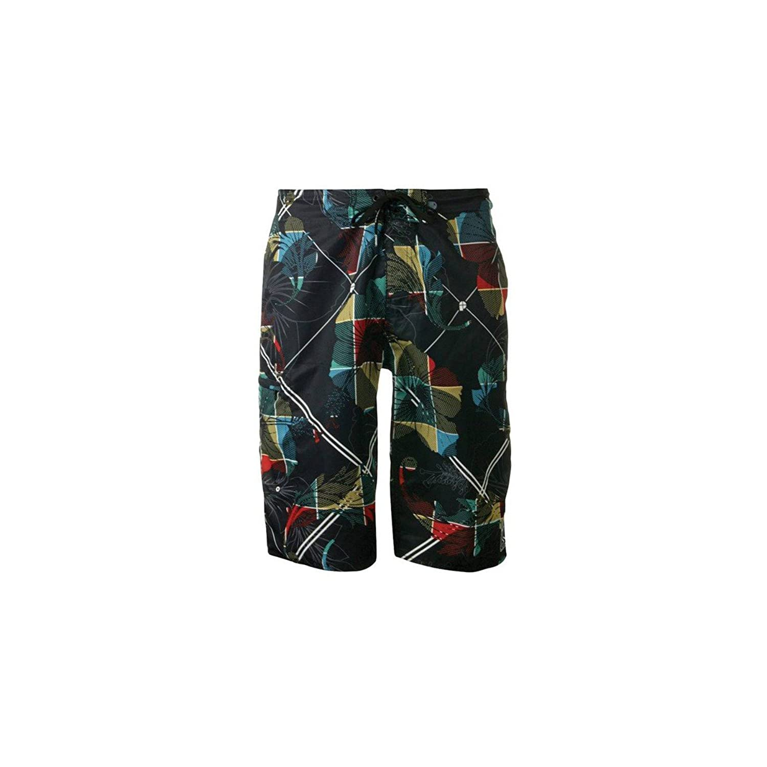 Protest Brading Board Shorts Multi-Coloured