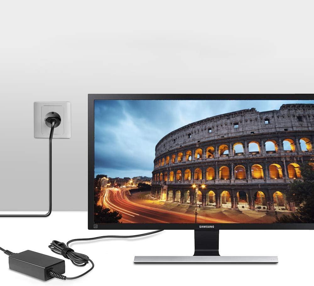 Adaptador cargador para Samsung LU28E590DS Monitor LCD UHD 28