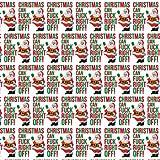 Merry Fucking Christmas Giftwrap X 3 Sheets Rude: Amazon.co.uk ...