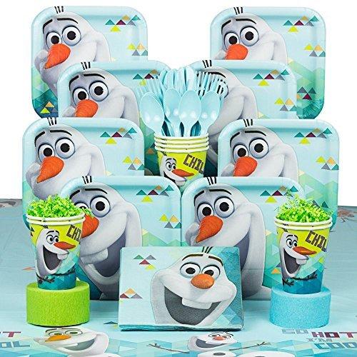 Frozen Olaf Deluxe Kit (Serves 8)]()