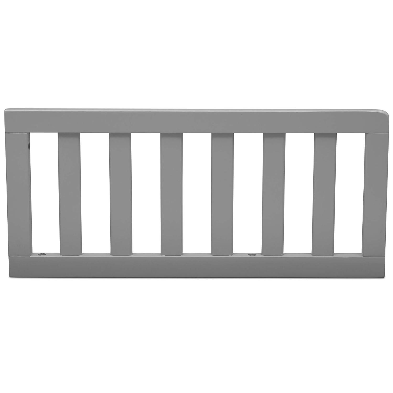 Delta Children Toddler Guardrail #0080 Toddler Guardrail, Grey