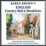 Karen Brown's English Country Bed and Breakfast, June Brown, 0930328493
