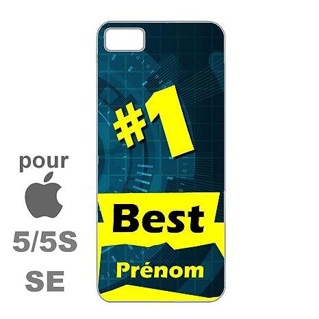 coque iphone 5 prenom