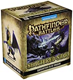 Pathfinder Battles: Shattered Star Gargantuan Blue Dragon