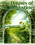 Front cover for the book The Houses of St. Augustine by David Nolan