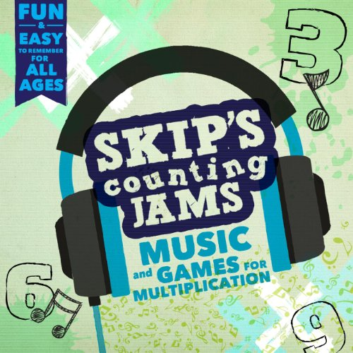 Skip's Counting Jams: Music and Games for Multiplication