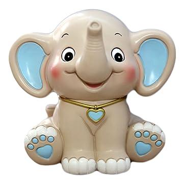 Amazon Com Choold Cute Cartoon Elephant Piggy Bank Coin Bank Saving