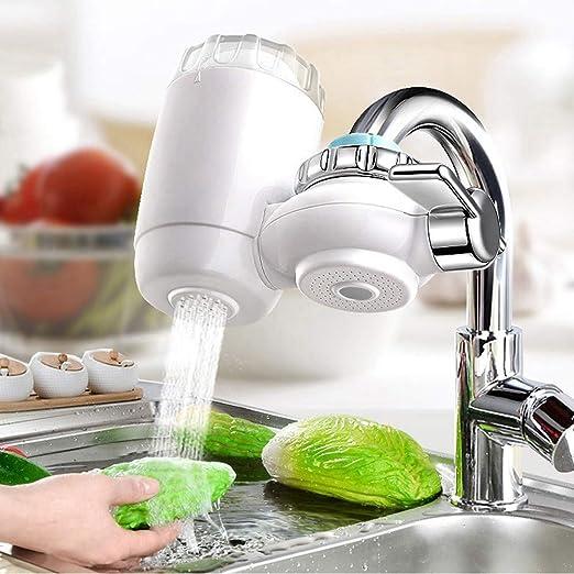 LJPW Depurador De Agua Domestico Elimina Bacterias Filtros De Agua ...