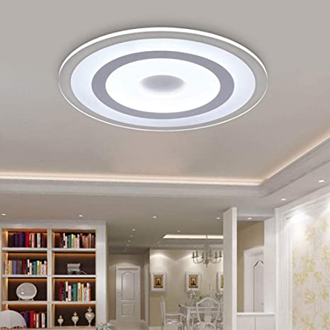 Techo ultrafino, simple, moderno, LED, de bajo consumo ...