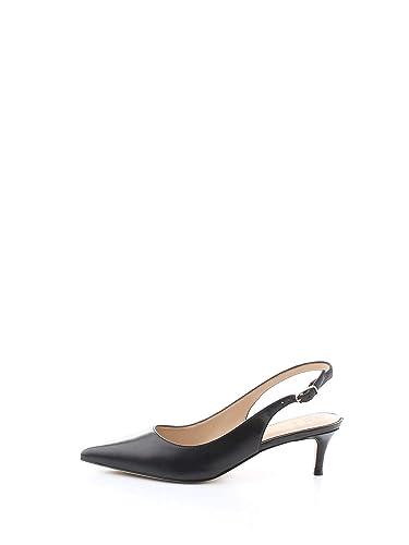 9024ce99c38 Guess Escarpins pour Femme Noir  Amazon.fr  Chaussures et Sacs