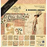 Graphic 45 Ladies Diary DCE Pack