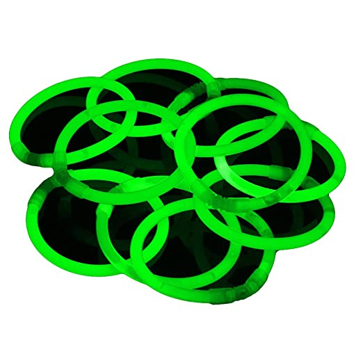 28 opinioni per Confezione da 100Premium Glowhouse Glow Stick Bracciali