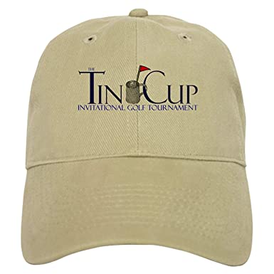 Vintage Logo Tin Cup - Baseball Cap with Adjustable Closure a4b9b384ebb