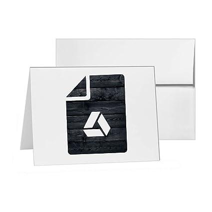 Disco Doc documento gdrive Google Tarjeta en blanco tarjetas de ...
