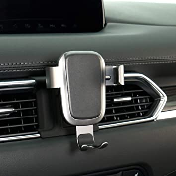 Phone Holder for Mazda CX-5,Dashboard Air Vent Adjustable Cell Phone Holder for Mazda CX5 2018 2019,Car Phone Mount for iPhone 7 iPhone 6s iPhone 8,for Samsung,Smartphone for 4.7//5 Inches