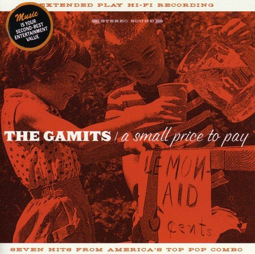 The Gamits-A Small Price To Pay-CDEP-FLAC-2001-FAiNT Download
