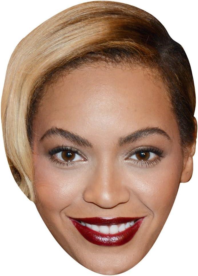 Beyonce Mask: Amazon.es: Juguetes y juegos