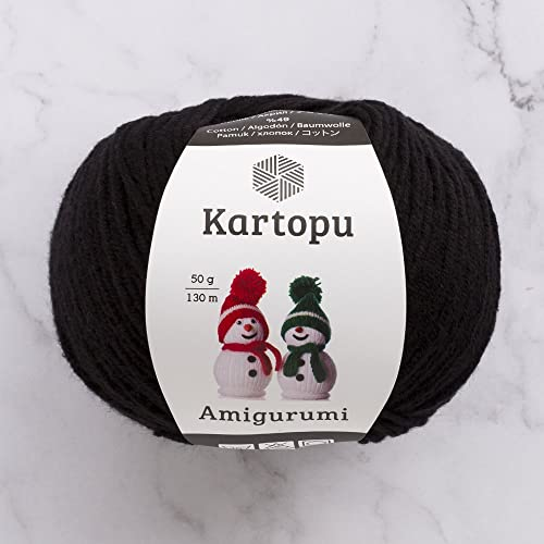 3 Ball Kartopu Amigurumi Total 5.28 Oz