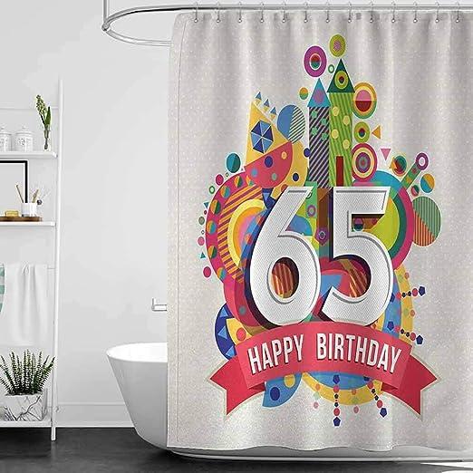 Homecoco - Cortinas de ducha para cuarto de baño, color ...