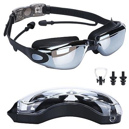 6723819d71a4 Amazon.com   Lijuan Swim Goggles